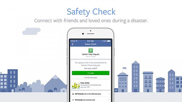 wildfire - FB Safety Check